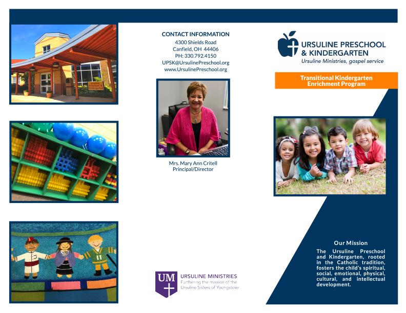 Transitional Kindergarten Enrichment
